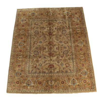 Hand-Knotted Safavieh Farahan Sarouk Collection Wool Area Rug
