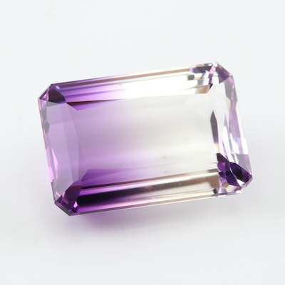 Loose 31.52 CT Ametrine Gemstone