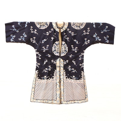 Chinese Gua Formal Surcoat, Early 20th Century