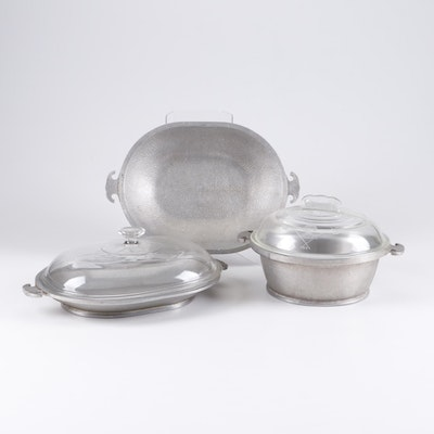 Guardian Service Aluminum and Glass Baking Dishes