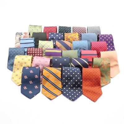 Men's Brooks Brothers Silk Neckties