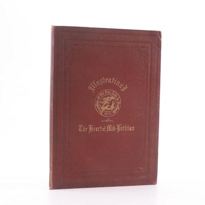"1873 ""Illustrations of the Heart of Mid-Lothian"" Scottish Art Book"