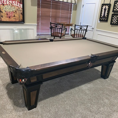 Connelly Billiards Table