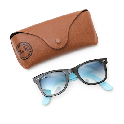 Ray-Ban RB 2140 Wayfarer Sunglasses with Case