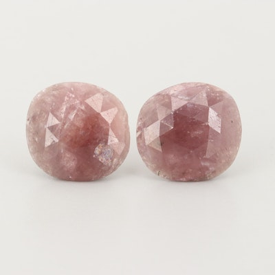 Loose 28.18 CT Corundum Gemstones