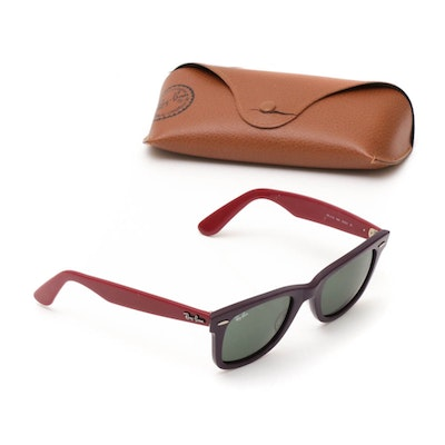 Ray-Ban RB 2140 Sunglasses with Case