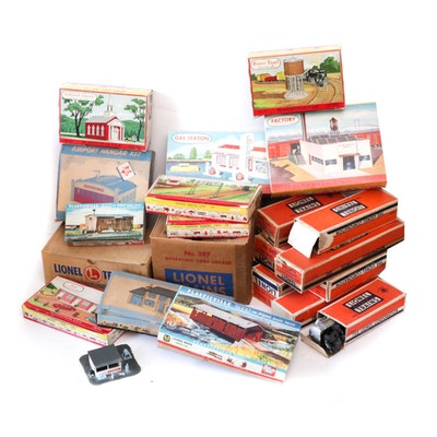 Lionel Electric Trains, Tracks and More