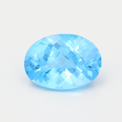 Loose 26.03 CT Topaz Gemstone