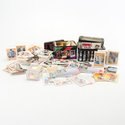 Various Sports Trading Cards including Nolan Ryan Collection