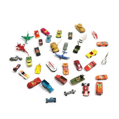 Matchbox, Hot Wheels and Other Diecast Toy Cars, Vintage