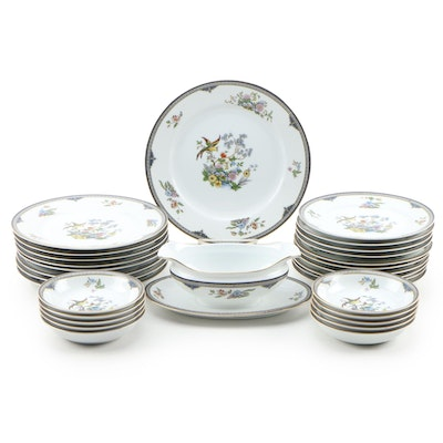 "Noritake ""Modesta"" China Dinnerware"