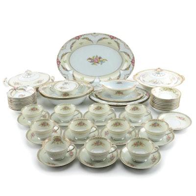 """Noritake """"Ransdell,"""" """"Tuscana"""" and Other Noritake China Dinnerware and Serveware"""