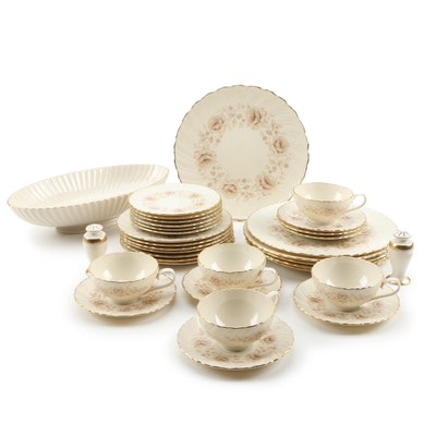 "Lenox ""Coquette"" China Dinnerware, 1962 - 1976"