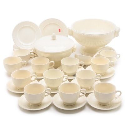 "Wedgwood ""Edme"" Porcelain Dinnerware and Serveware, 1908 - 2014"