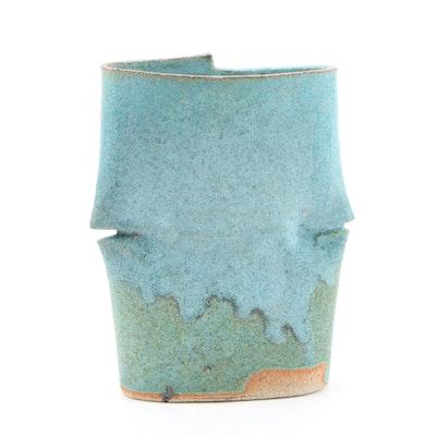 John Tuska 1994 Stoneware Vessel