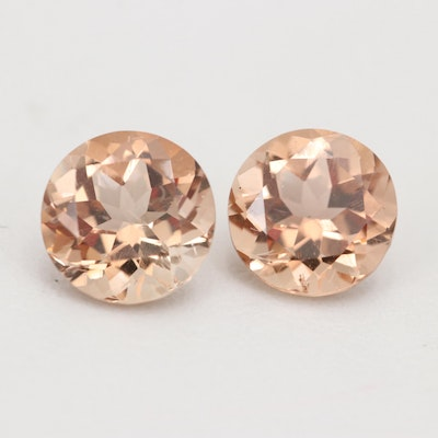 Loose 4.50 CT Topaz Gemstones