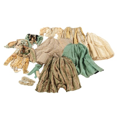 The H & S Pogue Co. Cincinnati Dress with Other Dresses, Late 19th Century