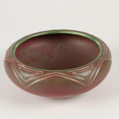 Rookwood Pottery Art Nouveau Centerpiece Bowl, 1906