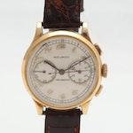 Movado 14K Yellow Gold 30MM 3-Piece Case Watch, Circa 1940