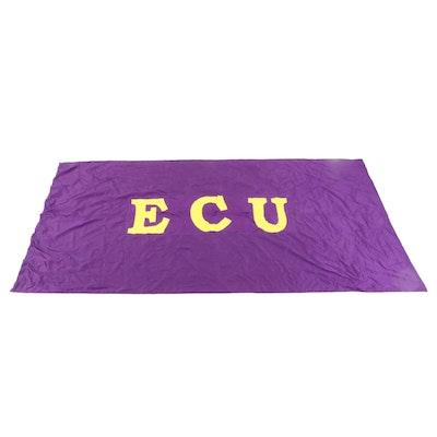 East Carolina University Collegiate Stadium Banner or Flag