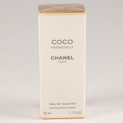 Chanel Paris Coco Mademoiselle Eau de Toilette Spray