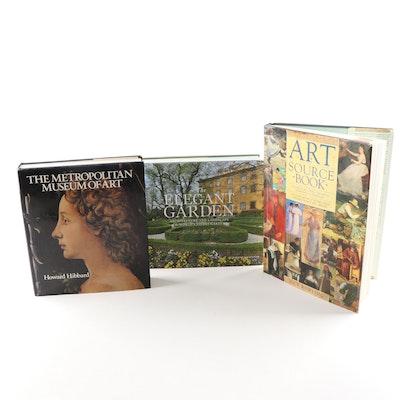 """The Metropolitan Museum of Art"" and More Art Books"