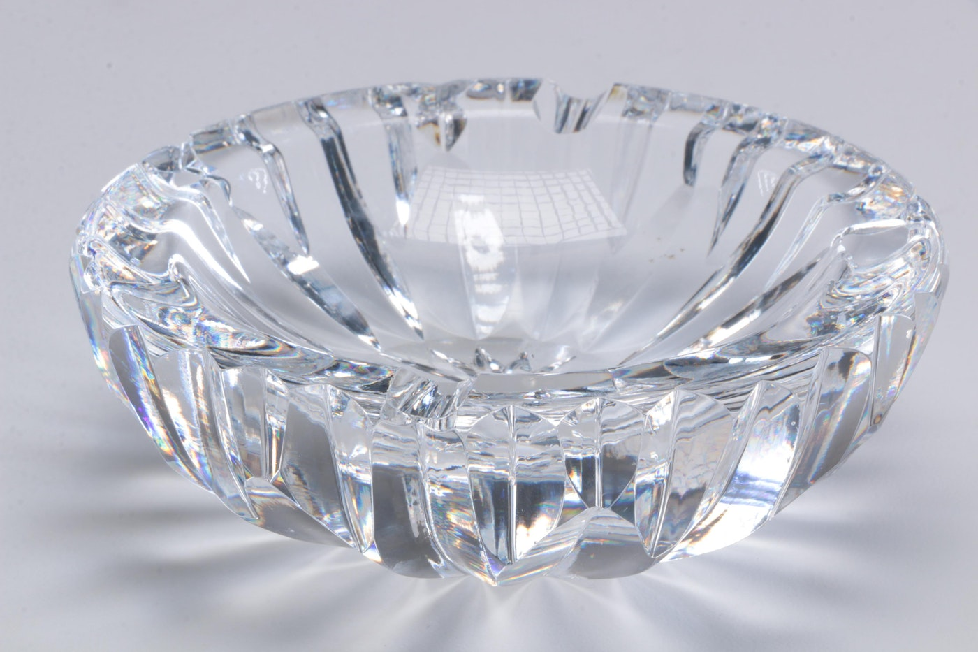 "Waterford Crystal ""Lismore"" And ""Lismore Diamond"" Vases"