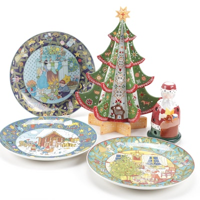 Villeroy and Boch Christmas Decor