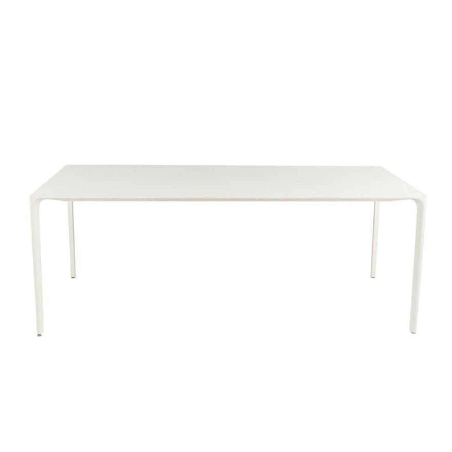 Nuur Arper White Table