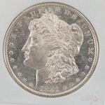 1881-S Silver Morgan Dollar