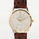 Vintage Hamilton Masterpiece Thin-O-Matic 14K Gold Wristwatch, 1973