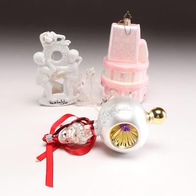 Christopher Radko, Lenox and Haviland Holiday Ornaments