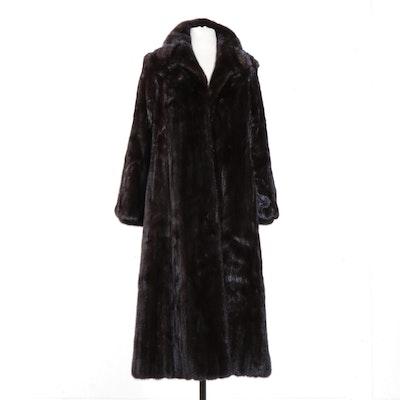 Mink Fur Full-Length Coat from Sidney's Furs