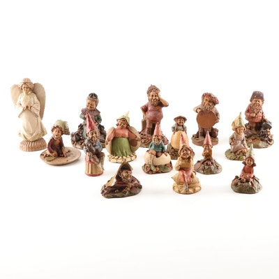 Fifteen Tom Clark Figurines, Late 20th Century