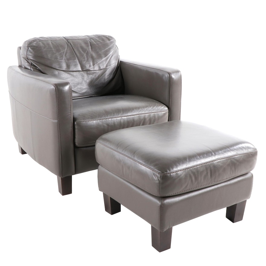 chair with attached ottoman  home design ideas