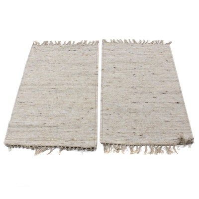 Power Loomed Wool Accent Rugs