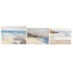 Elizabeth Gowdy Baker Seascape Watercolor Paintings