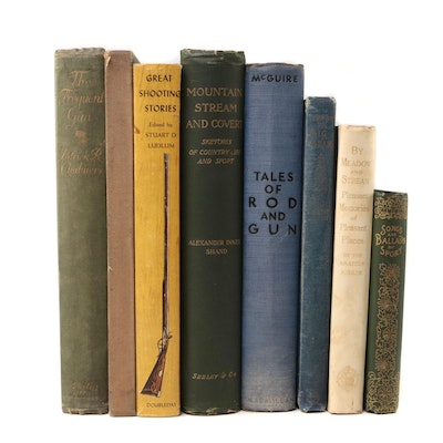 Sporting Tales and Sketches including First Editions