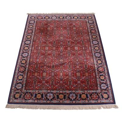 "Machine Made Karastan ""Serapi"" Room Sized Wool Rug"