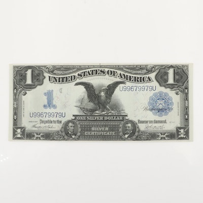 Series of 1899 U.S. $1 Silver Certificate