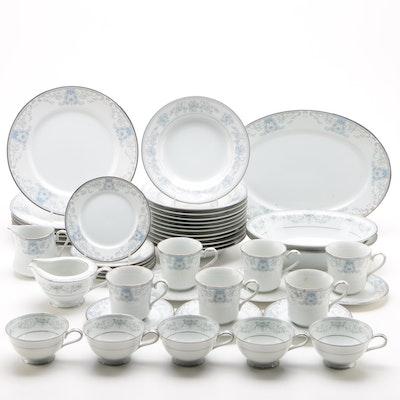 "Lenox ""White Heather,"" Noritake ""Coleburn"" and Other Porcelain Dinnerware"