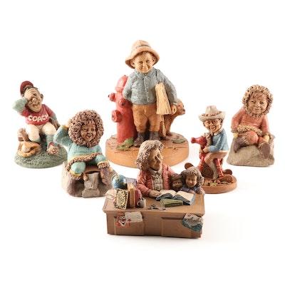Thomas Clark and Lee Sievers Figurines