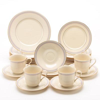 "Lenox ""Biltmore"" China Dinnerware, 1986 - 1990"