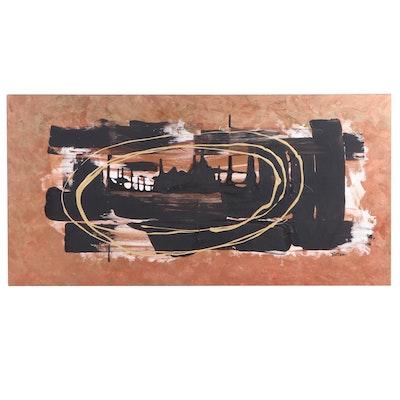 Diutsh Abstract Oil Painting