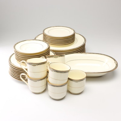 "Noritake ""Covina"" Porcelain Dinnerware"