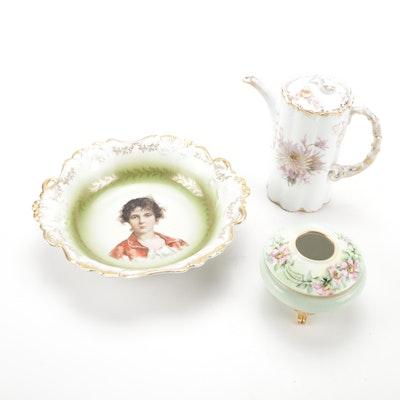 Decorative Bavarian China Assortment