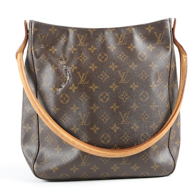 Louis Vuitton Paris Looping GM in Monogram Canvas