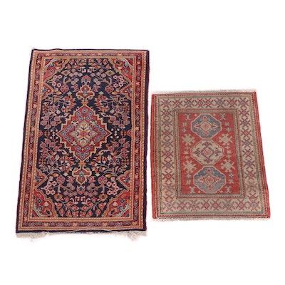 Hand-Knotted Pakistani and Persian Wool Rugs