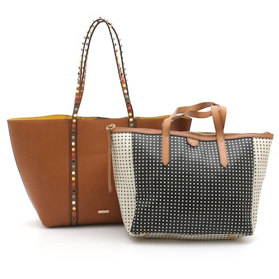 Aldo and Fossil Tote Bags