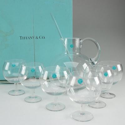 Tiffany & Co. Crystal Sangria Set